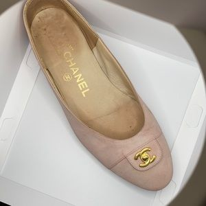 CHANEL Flats Size 37
